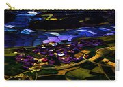 Psychadelic Aerial View Carry-all Pouch