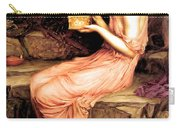 Psyche Opening The Golden Box 1903 Carry-all Pouch