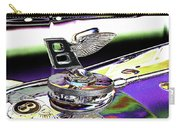Psychedelic Bentley Mascot 2 Carry-all Pouch