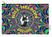 Psychedelic Bill Nelson Deluxe Carry-all Pouch
