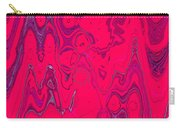 Psychedelic Carry-all Pouch by DigiArt Diaries by Vicky B Fuller