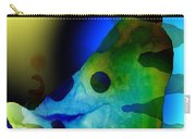 Psychedelic Kitty Carry-all Pouch