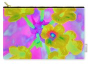 Psychedelic Lantana Carry-all Pouch