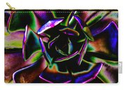 Psychedelic Rubber Plant Carry-all Pouch