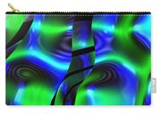Psychedelic Streamers By Jammer Carry-all Pouch