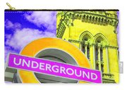 Psychedelic Underground Carry-all Pouch