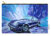 Psycodelic Porsche 911 Carrera. Carry-all Pouch