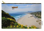 Pt Dume Biplane Carry-all Pouch
