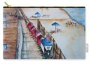 Pt Pleasant Nj Sand Train Carry-all Pouch