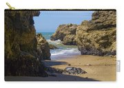 Pt Reyes National Seashore Carry-all Pouch by Bill Gallagher