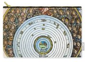 Ptolemaic Universe, 1493 Carry-all Pouch