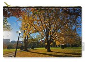 Public Garden Fall Tree Carry-all Pouch