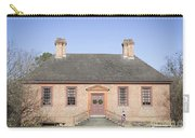 Public Records Office Williamsburg Virginia Carry-all Pouch