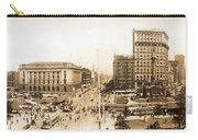 Public Square Cleveland Ohio 1912 Carry-all Pouch