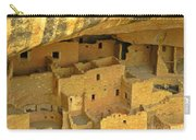 Puebloan Cliff Dwellings Carry-all Pouch