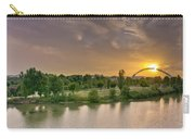 Puente De Lusitania Carry-all Pouch
