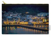 Puentedeume View From Cabanas Galicia Spain Carry-all Pouch