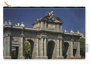 Puerta De Alcala Madrid Spain Carry-all Pouch