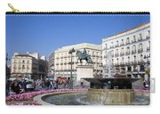 Puerta Del Sol In Madrid Carry-all Pouch