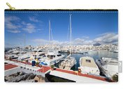 Puerto Banus Marina In Spain Carry-all Pouch