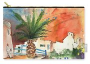 Puerto Carmen Sunset In Lanzarote Carry-all Pouch
