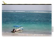 Puerto Morelos Carry-all Pouch