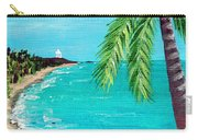 Puerto Plata Beach  Carry-all Pouch