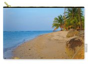 Puerto Rico Beach Carry-all Pouch