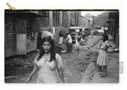Puerto Rico Slum, 1942 Carry-all Pouch