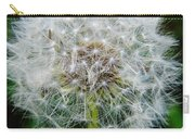Puff The Dandelion Carry-all Pouch