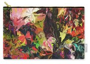 Puffball Botanical Fantasy Carry-all Pouch