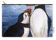 Puffin Friends  Carry-all Pouch