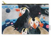 Puffins Carry-all Pouch