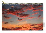 Puffy Pink Clouds Carry-all Pouch