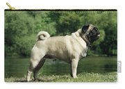 Pug Dog Carry-all Pouch