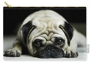 Pug Puppy  Carry-all Pouch