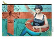 Puget Sound Mermaid  Carry-all Pouch