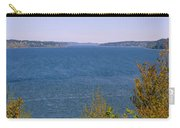 Puget Sound Panoramic Carry-all Pouch