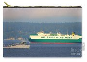 Puget Sound Shipping Waterway Carry-all Pouch