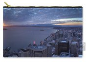 Puget Sound Sunset Illumination Carry-all Pouch