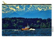 Puget Sound Tugboat Carry-all Pouch