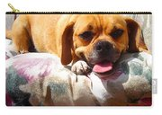 Puggle Lounging Carry-all Pouch