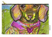Puggle Puppy Love Carry-all Pouch