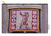 Pulling On Her Boots In Nashville Carry-all Pouch