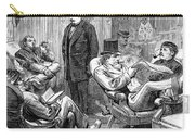 Pullman Car, 1876 Carry-all Pouch by Granger