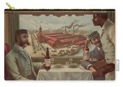 Pullman Compartment Cars Ad Circa 1894 Carry-all Pouch