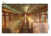 Pullman Porter Train Car Carry-all Pouch
