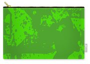 Pulp Fiction Dance Green Carry-all Pouch