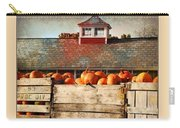 Pumpkin Crates Barn  Carry-all Pouch