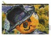 Pumpkin Face Photo Art 05 Carry-all Pouch